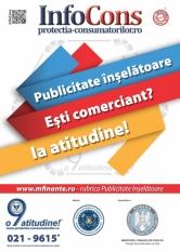 Atribuțiile  M.F.P. și ale structurilor teritoriale în  prevenirea, constatarea și sancționarea faptelor de publicitate înșelătoare și publicitate comparativă ilegală