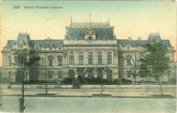Palatul Roznovanu, ieri și azi - o9atitudine pentru cultură