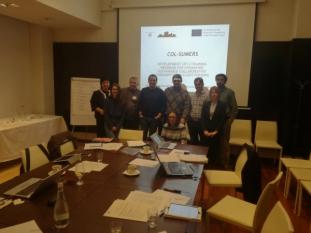 Reprezentantul InfoCons participă la prima întâlnire din cadrul proiectului COL-SUMERS