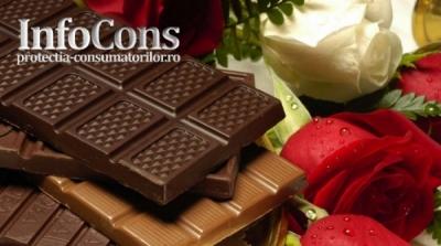 Cadouri dulci din ciocolată