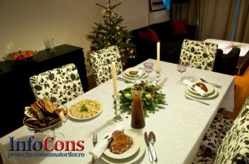 Atenție la cumpărăturile pentru masa de sărbători!
