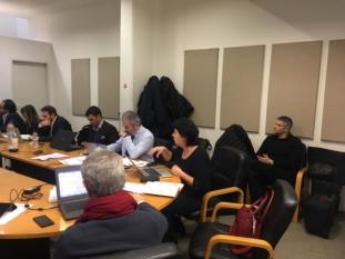 Președintele și reprezentanții InfoCons participă la cea de-a doua întâlnire de lucru din cadrul proiectului Social Truth