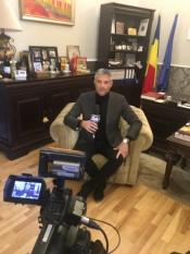 Domnul Sorin Mierlea, în direct la Digi24