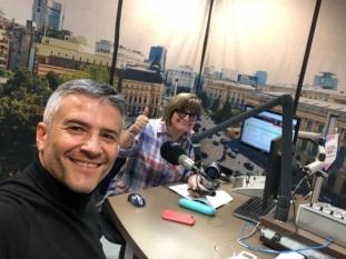 Domnul Sorin Mierlea va fi în direct la Radio București FM
