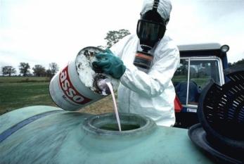 Aprobarea pesticidelor în UE
