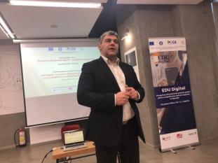 """Reprezentantul InfoCons va participa la workshop-ul  """"EDU Digital – Propunere alternativă de politică publică pentru simplificarea cadrului legislativ în educație"""""""