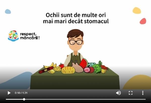 Congelarea alimentelor poate ajuta la reducerea risipei alimentare!