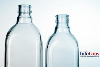 De la 31 martie 2019, magazinele vor reține garanție pentru sticle. Valoarea garanției ambalajelor reutilizabile