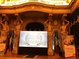 Președintele InfoCons, Sorin Mierlea, participă la Gala EduFin 2019