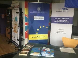 Președintele și reprezentanții InfoCons participă la cea de-a doua întâlnire a Grupului de Lucru
