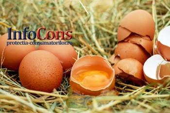 ANSVSA a demarat controale privind ouăle provenite din comerțul intracomunitar