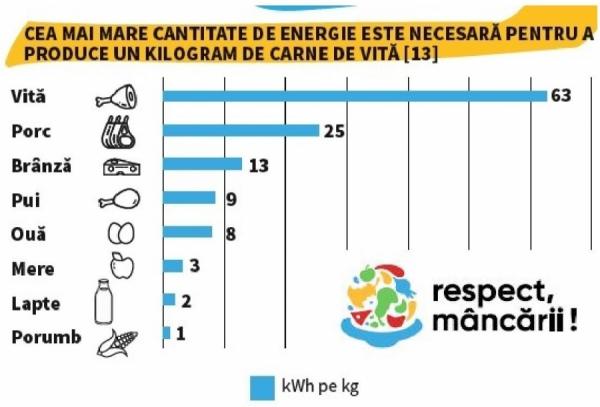 Energia – Impactul asupra risipei alimentare!