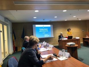 Președintele InfoCons, Sorin Mierlea, participă la ședința Grupului Consultativ al Consumatorului European