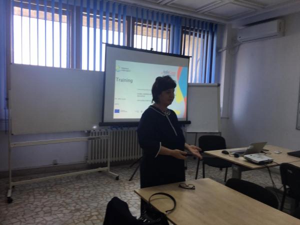 Reprezentanţi InfoCons participă la un nou Training la locul de muncă