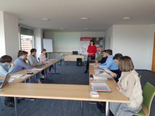 Cea de-a doua întâlnire de lucru în cadrul Proiectului COL SUMERS