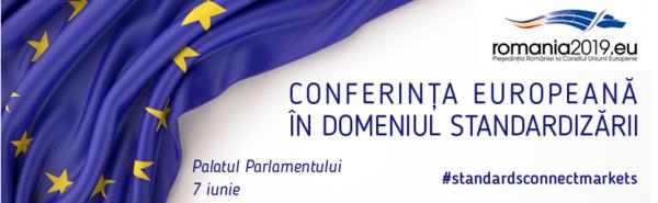Președintele InfoCons, Sorin Mierlea, participă la Conferința Europeană în domeniul standardizării