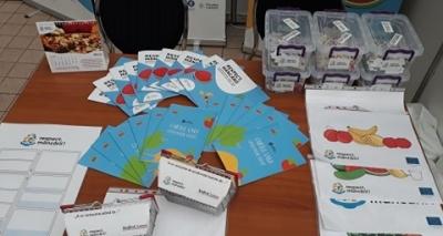 InfoCons participă cu un stand la Salonul de Gastronomie