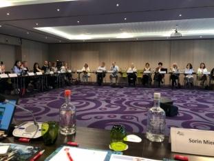 Participare la cea de-a XXX-a reuniune a Adunării Generala ANEC, Bruselles, ziua a doua