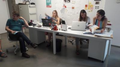 Reprezentanţi InfoCons participă la un alt Training la locul de muncă