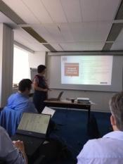 Reprezentanții InfoCons participă la cea de-a treia întâlnire de lucru din cadrul proiectului Social Truth