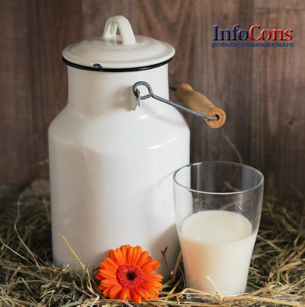 Sfaturi pentru consumatori la achiziția laptelui și a produselor din lapte