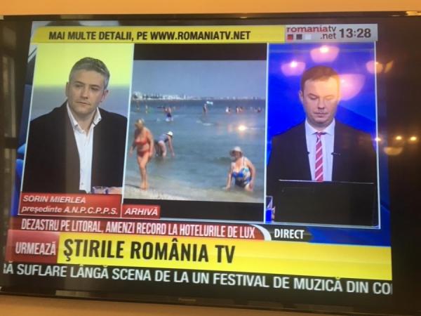 Președintele InfoCons, Sorin Mierlea, în direct la RTV