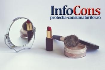 Sfaturi pentru consumatorii care achiziţionează produse cosmetice direct din magazine
