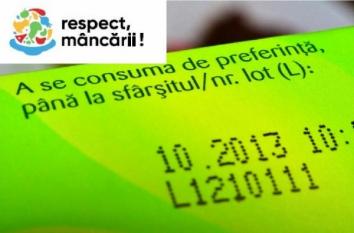 12% dintre consumatorii romani nu înțeleg termenul de valabilitate de pe ambalajele produselor !