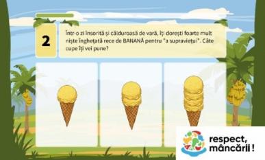 Banana – vrei să aflii informații utile ?!