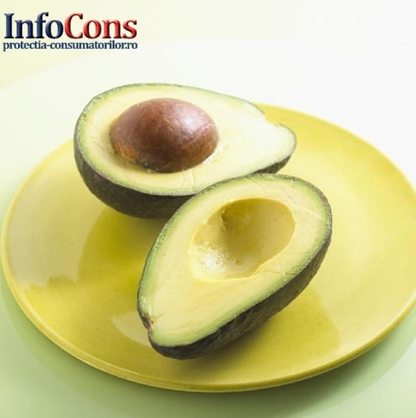 Beneficiile consumului de avocado