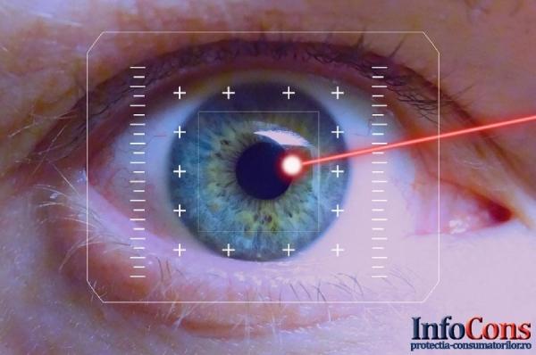 Rezultatele controlului privind indicatoarele laser