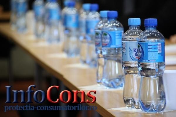 Sfaturi utile pentru consumatori la achiziționarea apelor minerale naturale și a apelor de izvor
