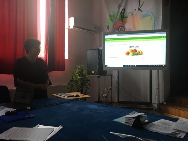 Workshop pentru multiplicatori- Risipa Alimentara