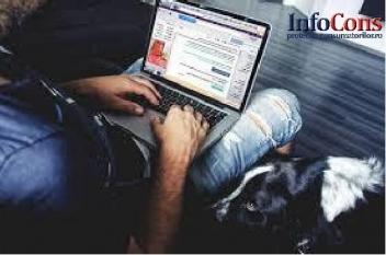 Instalarea și activarea serviciului de internet