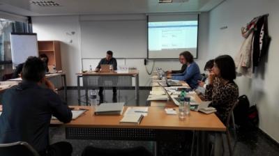 Cea de-a treia întâlnire de lucru în cadrul Proiectului COL SUMERS