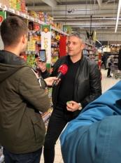 Domnul Sorin Mierlea a acordat un interviu pentru Antena 1