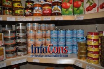 Mâncarea conservată: ar trebui să alegeți conserve, ambalate in carton sau sticlă?