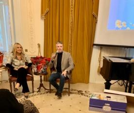 Domnul Sorin Mierlea a participat la Gala Femeilor Care Daruiesc Sanatate