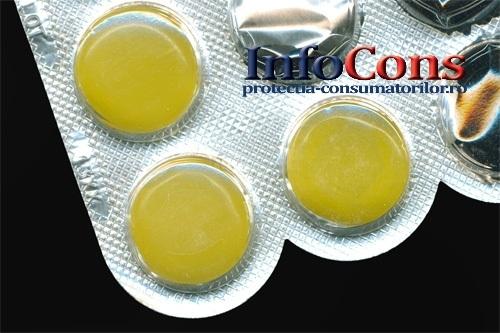 Consumați pastile când sunteți răcit? Puteți găsi și 18 E-uri într-un comprimat!