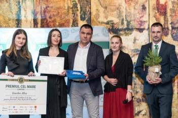 Gala Premiilor Pentru Un Mediu Curat 2019 și-a anunțat câstigătorii