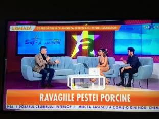 Domnul Sorin Mierlea este in direct la Antena Stars