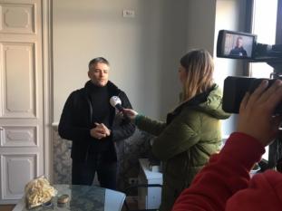 Interviu pentru Kanal D acordat de Sorin Mierlea