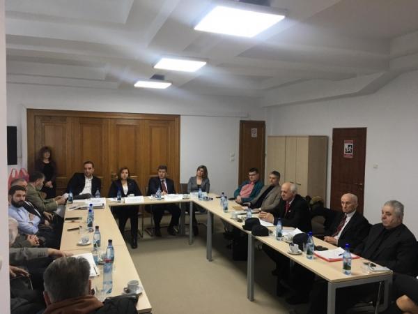 Întâlnirea consultativă organizată cu asociațiile de consumatori și confederațiile/federațiile asociaților de consumator