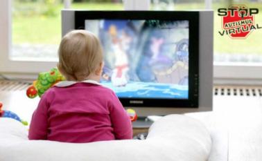 Reduceți contactul celor mici cu ecranele digitale pentru a preveni autismul virtual