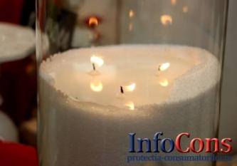 Lumânări sau lumini LED Ar trebui să fiți conștienți de acest lucru
