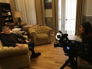 Sorin Mierlea, președintele InfoCons, a acordat un interviu pentru știrile Observator de la Antena 1