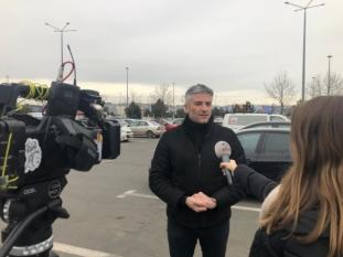 Scumpirea legumelor de import - interviu pentru Kanal D