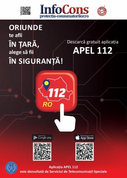 Ziua Europeană a Numărului de Urgență 112
