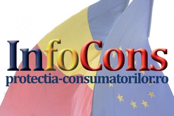 InfoCons este beneficiarul unui grant finanțat de către Comisia Europeană pentru implementarea de acțiuni în vederea lim