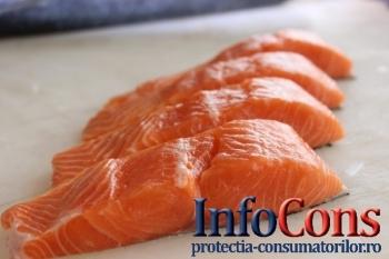 Știați că  Peștele și produsele din pește